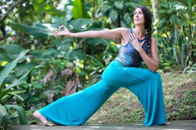 Avani Gilbert Yoga Teacher