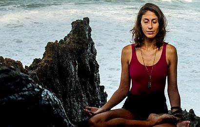 Avani Gilbert Yoga Teacher
