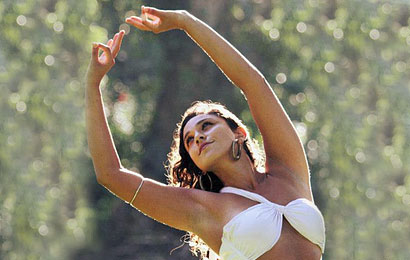 Adriana Leiva Yoga Teacher