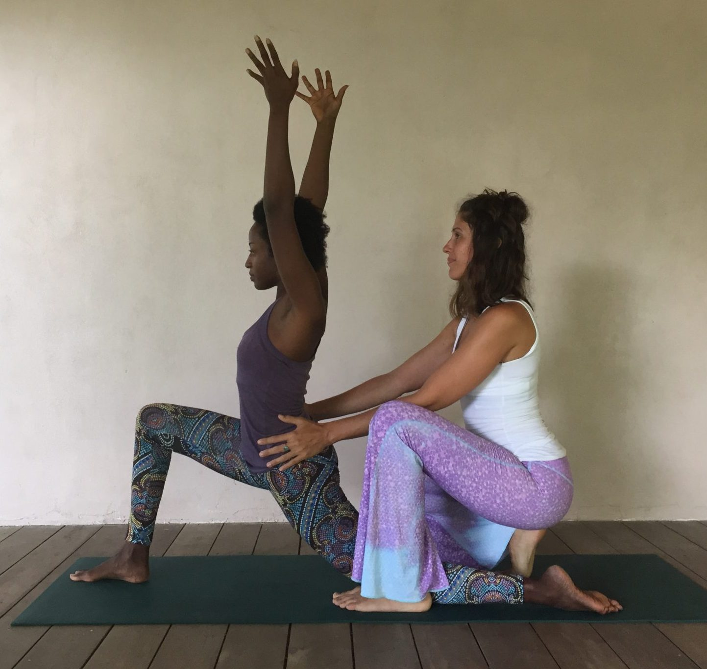 Yoga Touch: Artful Adjustments and Assists (70 Hours): August 23 – 29, 2018