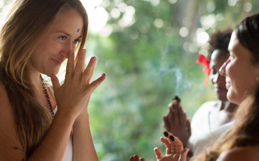 The Mahatma Within: Mantra, Mudra, Meditation & the Mind (Required Module)